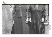 Victorian Ladies Carry-all Pouch