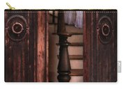 Victorian Lady Descending Stairs Carry-all Pouch