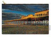 Victorian Pier Carry-all Pouch by Adrian Evans
