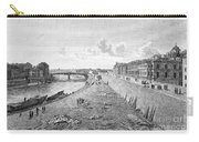 Vienna: Danube, 1821 Carry-all Pouch