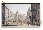 Vienna: Hohemarkt, 1793 Carry-all Pouch