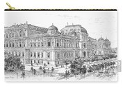 Vienna: University, 1889 Carry-all Pouch