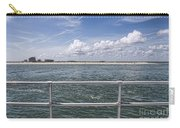 View From Across The Bay Carry-all Pouch