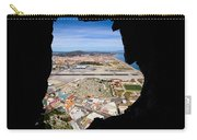 View From Inside Of The Gibraltar Rock Carry-all Pouch