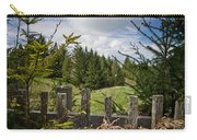 View From Picket Fence Carry-all Pouch