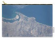 View From Space Of San Diego Carry-all Pouch