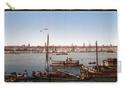 View From The Bastille - Bordeaux - France Ca 1900 Carry-all Pouch by International  Images