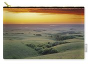 View From The Cypress Hills Carry-all Pouch