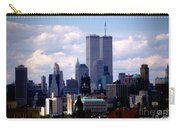 View From The Soldiers And Sailors Arch Brooklyn Carry-all Pouch