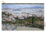 View Of Athens From Acropolis Carry-all Pouch