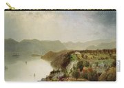 View Of Cozzen's Hotel Near West Point Ny Carry-all Pouch