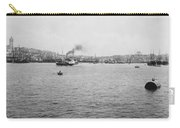 View Of Galata And Istanbul - Between 1880-1893 Carry-all Pouch