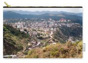 View Of Katra Township While On The Pilgrimage To The Vaishno Devi Shrine In Kashmir In India Carry-all Pouch