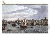 View Of London, 1550 Carry-all Pouch