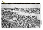 View Of London, 1647 Carry-all Pouch