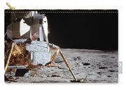 View Of The Apollo 14 Lunar Module Carry-all Pouch