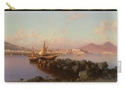 View Of The Bay Of Naples Carry-all Pouch