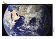 View Of The Earth From Space Showing Carry-all Pouch by Stocktrek Images