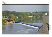 View Of The Fairmount Dam  Carry-all Pouch