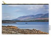 View Of The Isle Of Arran Carry-all Pouch