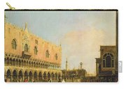 View Of The Piazzetta San Marco Looking South Carry-all Pouch