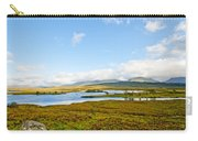 View Over Loch Ba Carry-all Pouch