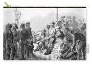 Vigilante Court, 1874 Carry-all Pouch by Granger
