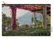 Villa Cipressi Pergola On Lake Como I Carry-all Pouch