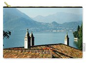 Villa Monastero Rooftop And Lake Como Carry-all Pouch