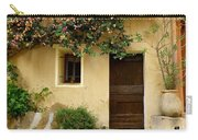Village House In Bormes Carry-all Pouch