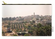 Village Of Beitin Carry-all Pouch