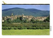 Village Of Lourmarin. Luberon. Vaucluse Carry-all Pouch