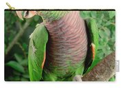 Vinaceous-breasted Parrot Amazona Carry-all Pouch