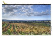 Vines In Fields Carry-all Pouch