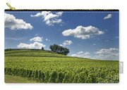 Vineyard Of Saint-emilion. Gironde. Aquitaine. France Carry-all Pouch