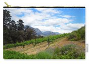 Vineyard Carry-all Pouch