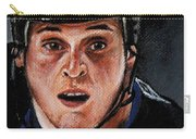 Vinny Lecavalier Carry-all Pouch by Marlon Huynh