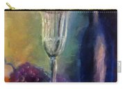 Vino Carry-all Pouch by Michelle Calkins
