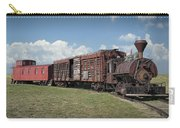 Vintage 1880 Locomotive Train No.1027 Carry-all Pouch