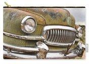 Vintage 1951 Nash Ambassador Front End 2 Carry-all Pouch