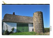 Vintage American Barn And Silo 2 Of 2 Carry-all Pouch