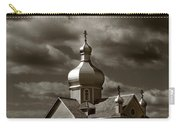 Vintage Church Carry-all Pouch