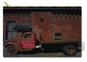 Vintage Distillery Truck Carry-all Pouch
