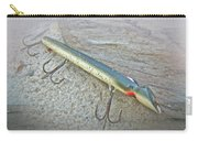 Vintage Fishing Lure - Floyd Roman Nike Lil Sandee Carry-all Pouch