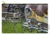 Vintage Frazer Auto Wreck Front Ends Carry-all Pouch
