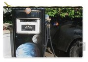 Vintage Gas Pump Carry-all Pouch
