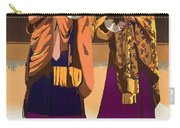 Vintage India Travel Poster Carry-all Pouch