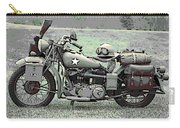 Vintage Iron Carry-all Pouch