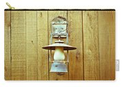 Vintage Lamp Carry-all Pouch