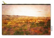 Vintage  Landscape Florence Italy Carry-all Pouch